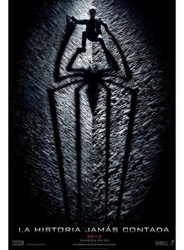 poster original cine spider- man ( el sorprendente hombre ar