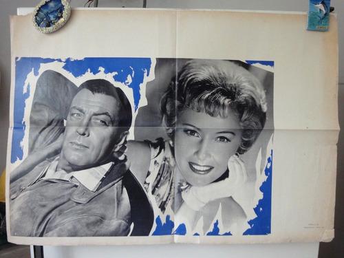 poster original italiano robert taylor
