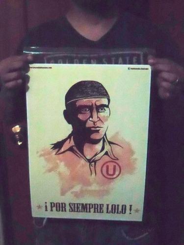 poster original lolo fernández impreso en folcote grueso a3