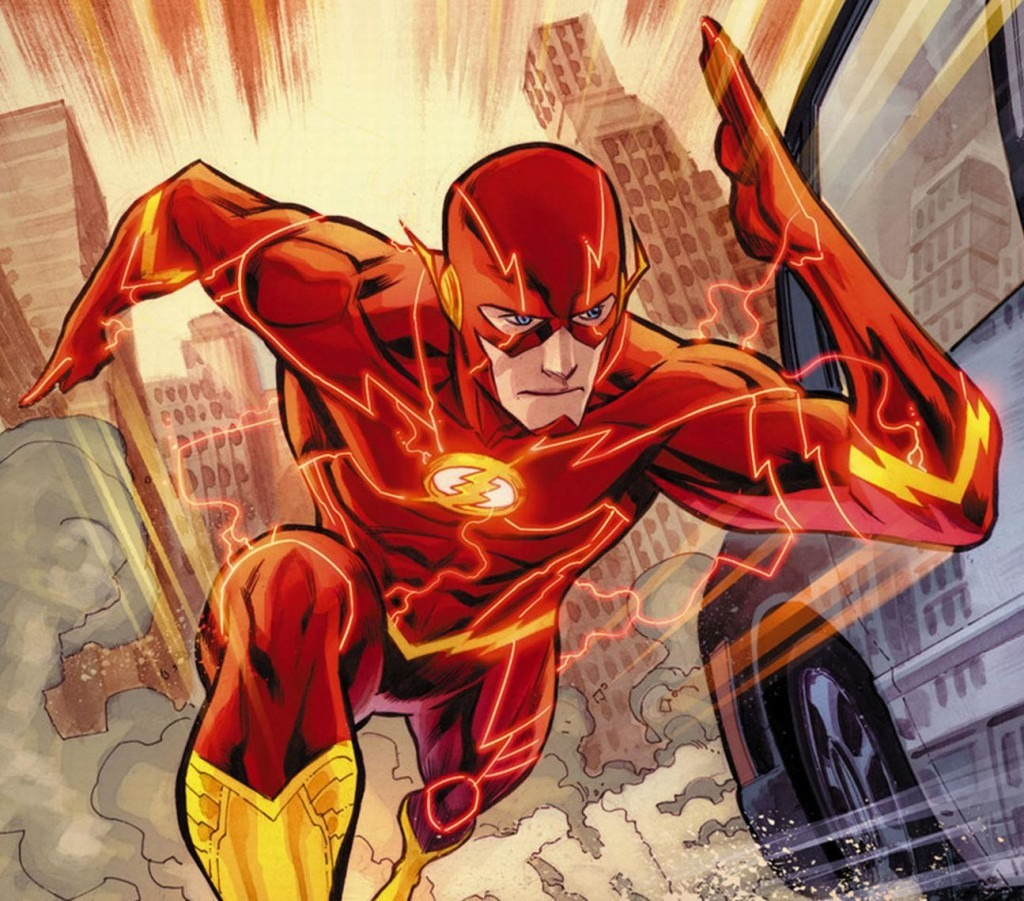 Poster Painel Festa Decoracao The Flash 100 X 60 Cm R 29 88 Em