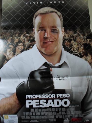 poster professor peso pesado - 64 x 94