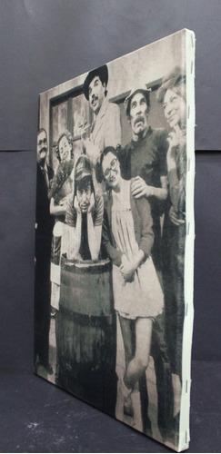 poster quadro chaves  impressão em canvas