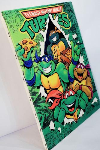 poster quadro tartarugas ninjas impresso em tela