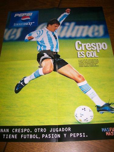 poster seleccion argentina hernan crespo (214)