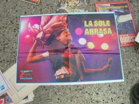 Poster Soledad Pastorutti La Sole