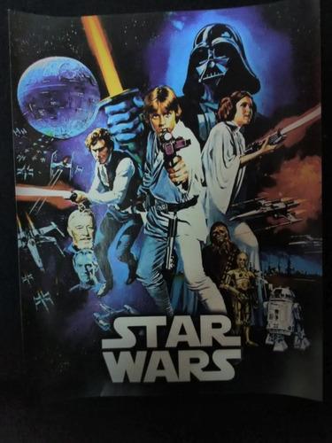 poster star wars antiguo