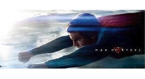 poster superman original man of steel dc comics 50 x 76 cm