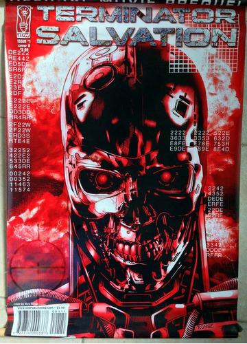 poster terminator salvation