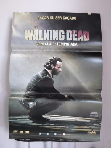 poster the walking dead - 64 x 94
