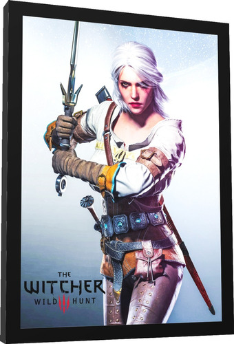 poster the witcher siri  a3 (45x33) - antiheroi posters