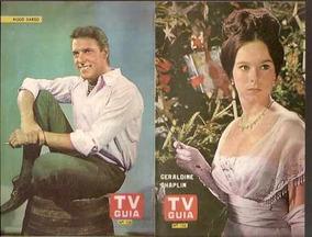 Poster Tv Guia 156 Hugo Dargo Geraldine Chaplin 072
