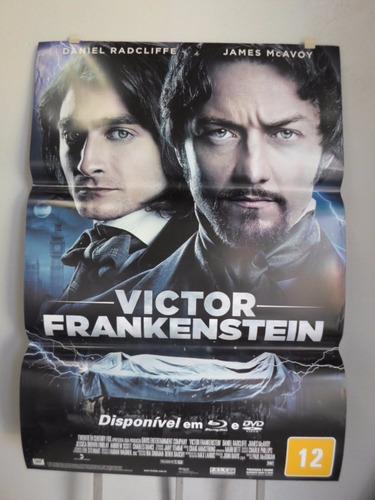 poster victor frankenstein - 64 x 94