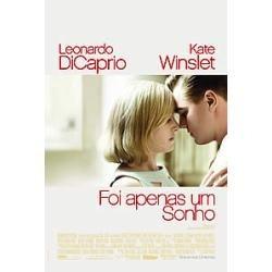 poster/cartaz oficial do filme foi apenas um sonho