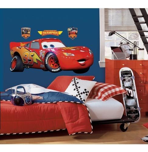 posters adhesivos personajes cars 2