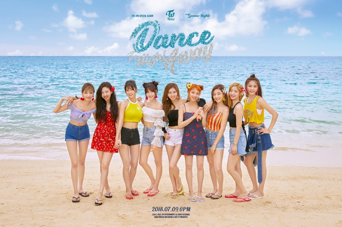 Resultado de imagen de twice dance the night away