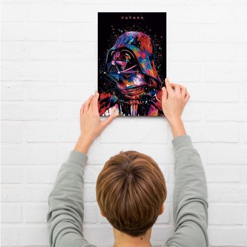 posters / cuadros darth vader / star wars
