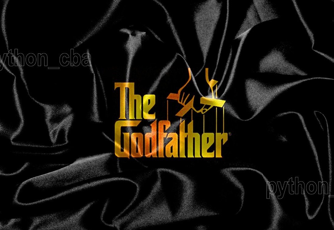 Pósters Logo El Padrino - The Godfather - 42x30 Cm. - Nuevos - $ 224 ...