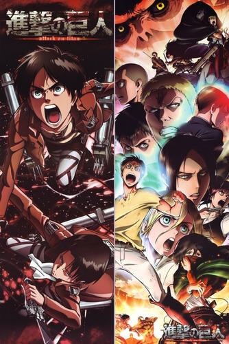 posters monster musume - danmachi - miku