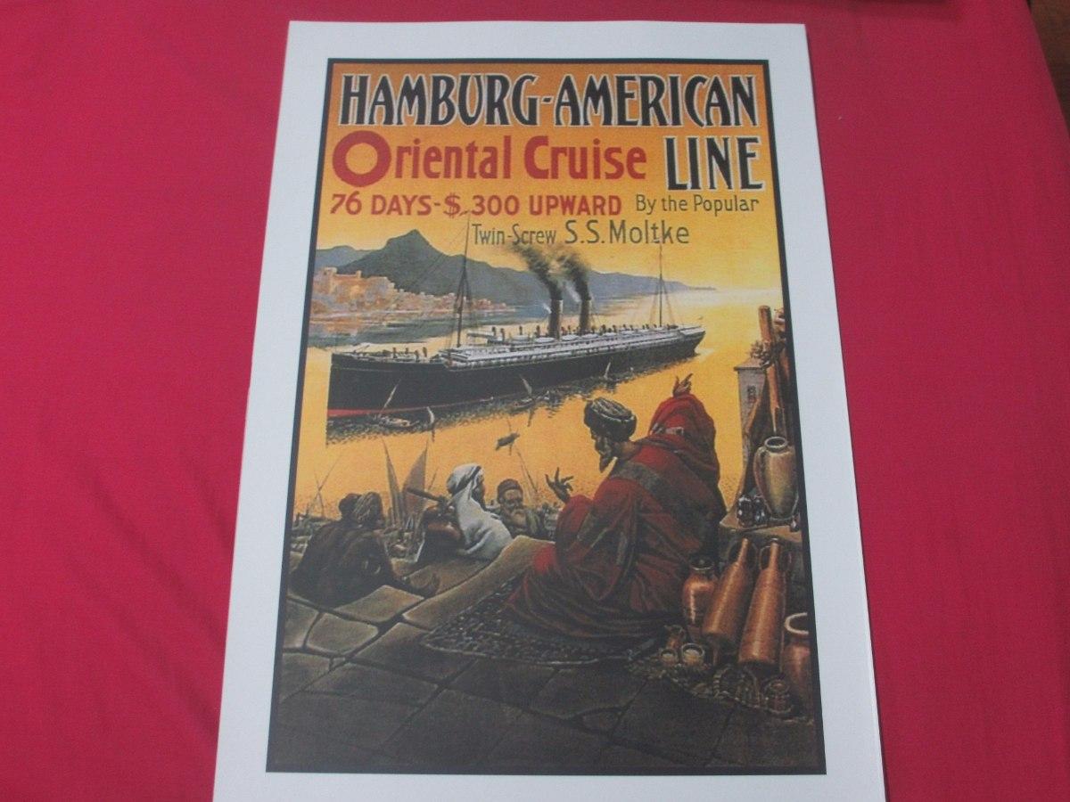 Posters Vintage Cartel Viaje Epoca 33x47 Para Enmarcar - Bs. 0,03 en ...