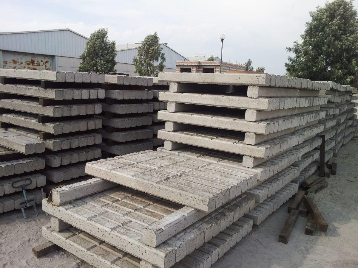 Postes de concreto reforzado s c t 15x15x180 for Precio del mercado de concreto encerado