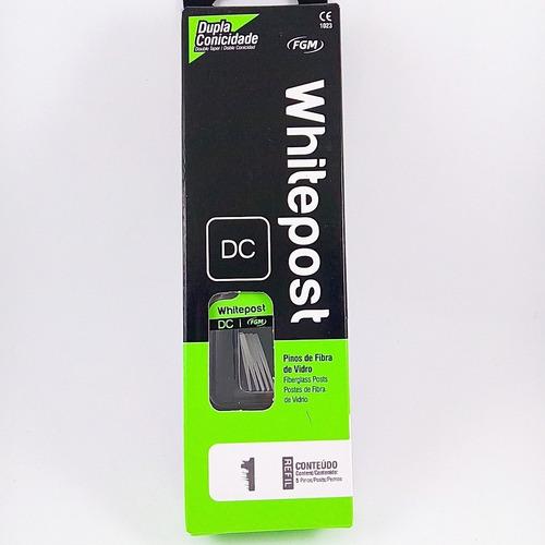 postes de fibra de vidrio whitepost dc nro 1 kit fgmnovacekd