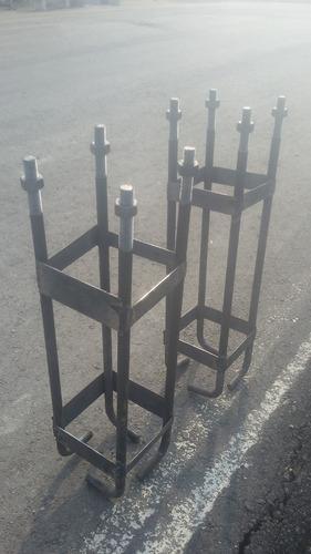 postes de luz fábrica.