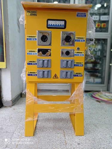 postes metálicos y tableros móviles fabricantes
