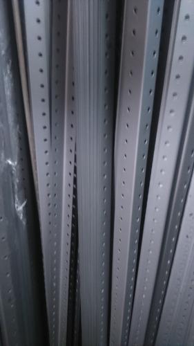 postes o entrepaños para  anaquel metálico sueltos