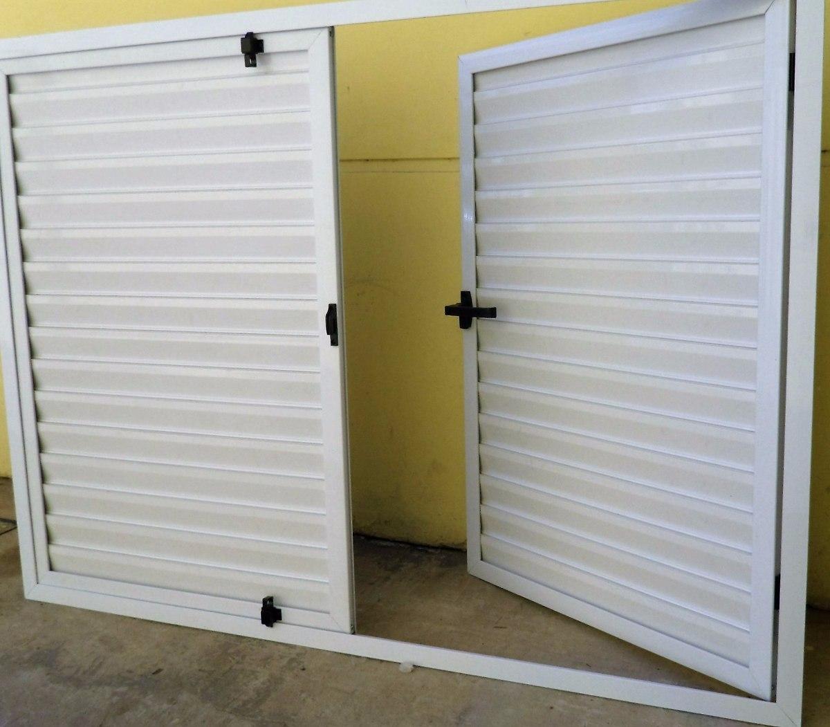 Postigon Aluminio Blanco Para Ventana 150x110 - $ 4.675,00 en ...