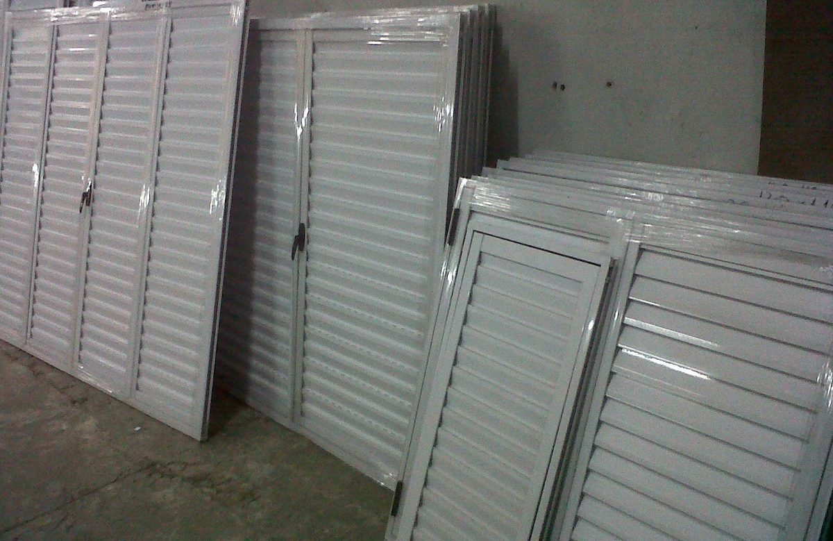 Postigon celosia de aluminio fabrica de aberturas - Celosias de aluminio ...