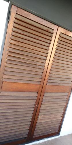 postigos/postigones de madera 1.50x2m zona flores