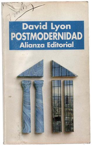 postmodernidad, de david lyon
