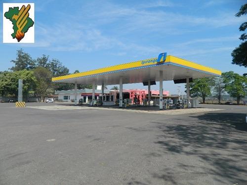 posto de combustível á venda. - pt00001 - 4842709