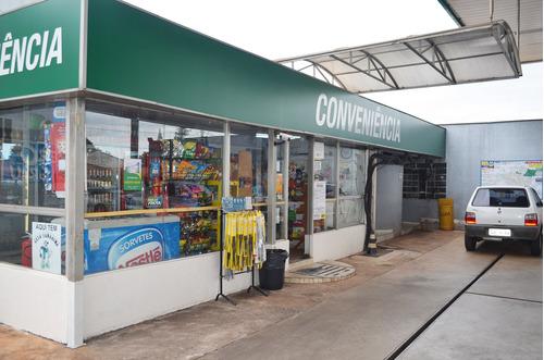 posto de combustível (porteira fechada), ibiporã/pr