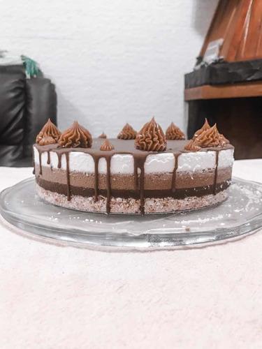 postre mousse de chocolate