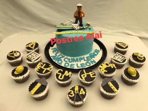 postres, cupcakes, pasteles y gelatinas para toda ocasión