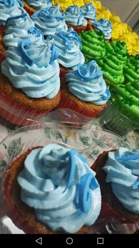 postres cupcakes! tortas