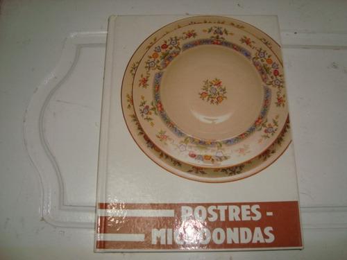 postres- microondas  por anna m. juncosa