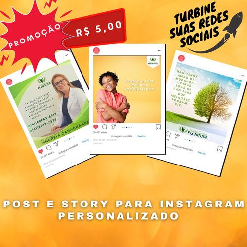 posts personalizados para instagram
