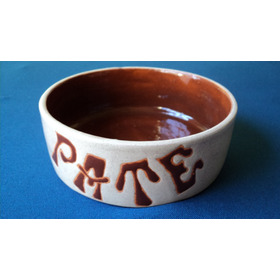 Pote Ceramica Para Patê