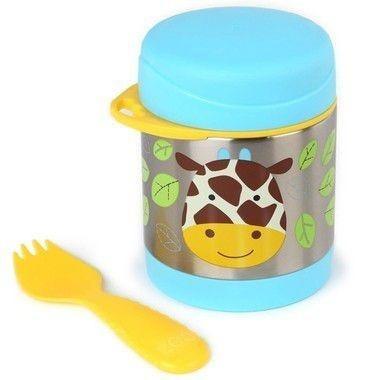 pote térmico girafa skip hop infantil produto 100% original