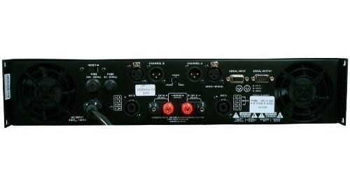 potencia 5000w 4 ohms pp 5002 attack