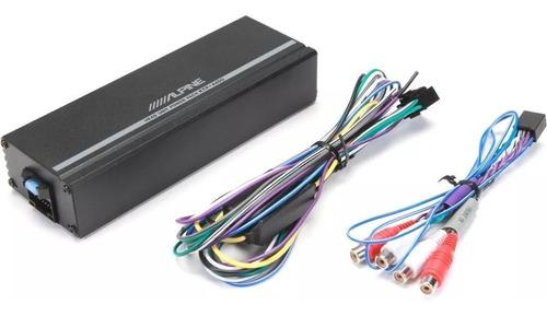 potencia alpine ktp-445 u 4 canales x 45 rms / sin interes