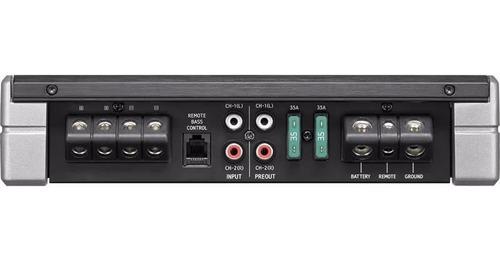 potencia alpine pdr-m65 mono 650 rms - audio secrets