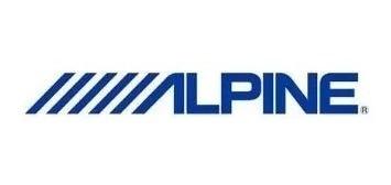potencia alpine x-a70f 120 watts rms x 4 / sin interes