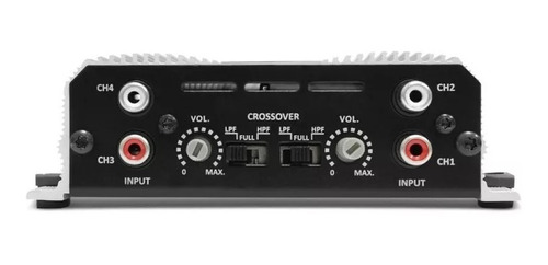potencia amplificador auto taramps ts-400x4 4 canales 400w