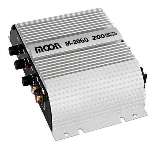 potencia amplificador para