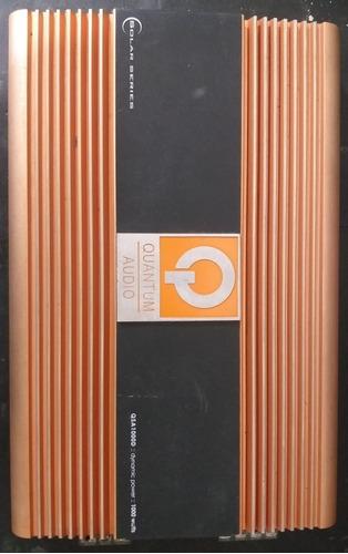potencia amplificador quantum qsa1000d