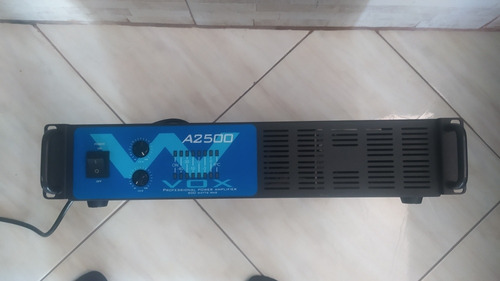potencia amplificadora