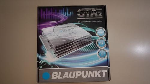 potencia blaupunkt gta 2 380w 2 canales